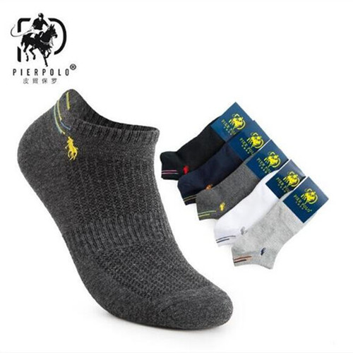2018 New Special Offer Standard Casual Mens invisible Socks The Spring And Summer Cotton Men's short Socks Pure color man sock