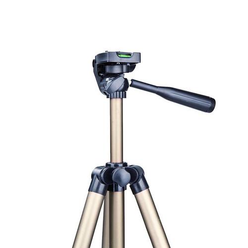 AODIAN AODIN Portable Lightweight Aluminum Alloy Projector Tripod 4 Foot Camera projector bracket Rocker Arm Carry Bag Universal