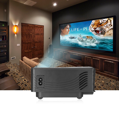 GP10 GP-10 Mini Projectors 2000 Lumens 1080P HD Video Projector 3D LCD Home Cinema Proektor Built-in Speaker Home Theater