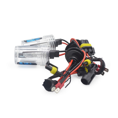 DUU 2pc H1 H3 H7 H11 9005 9006 D2S 12V 35W HID Xenon bulb Auto Car Headlight Replacement lamp 4300K 5000K 6000K 8000K 10000K 120