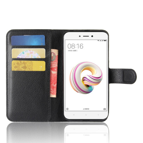 Xiaomi Redmi 5A Case 5.0 inch Luxury PU Leather Back Cover Case For Xiaomi Redmi 5A 5 a Case Flip Protective Phone Bag