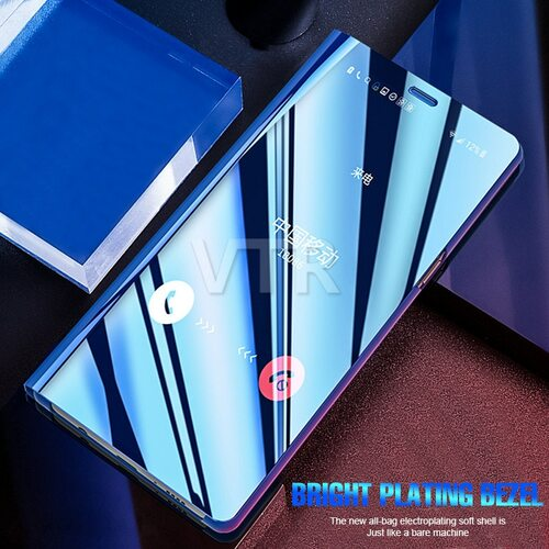 360 Luxury Flip Stand Mirror View Cover For iPhone X 6 8 7 6S Plus Case Stand Cover For iPhone 7 8 6S Plus Phone Cases Case