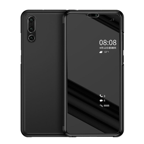 2018 HOT Clear View Smart Mirror Case for Redmi 6 pro 5 5 plus note 5a 4x note 4x note 4 PU Leather Flip Stand Case for Mi 8 8se