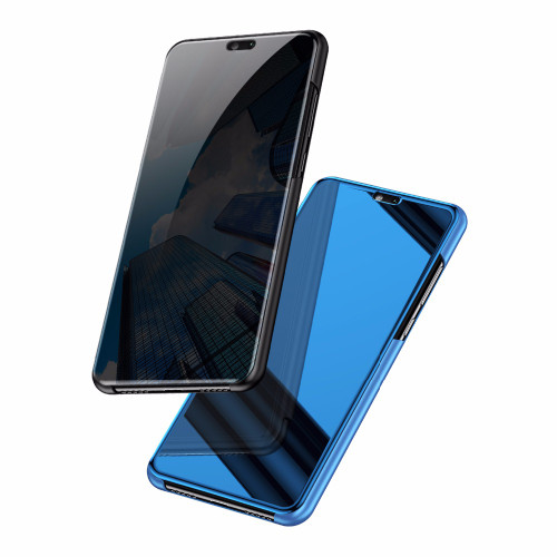Smart Mirror Case For Huawei P20 P20 Pro P10 P10 lite P9 P8 Lite 2017 Clear View Flip Leather Cover Mate 10 Mate 9 Phone Case
