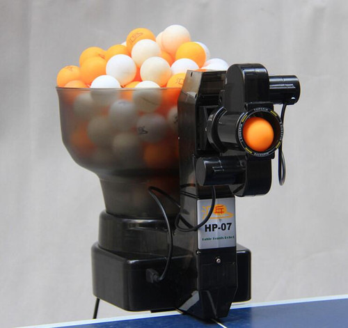 Professional Portable High quality 36 spin Table Tennis Robot / Ping Pong Robot