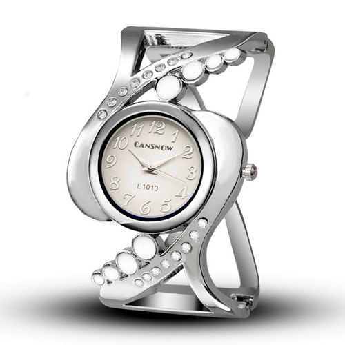 Top Luxury Rhinestone Bracelet Watch Women Watches Full Steel Wristwatches Women's Watches Clock reloj mujer relogio feminino