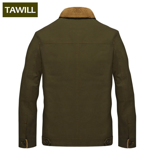 TAWILL Men jacket jean military Plus 5XL army soldier cotton Air force one male Brand clothing Spring Autumn Mens jackets 1818