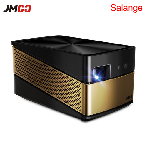 JmGO V8 4K Projector 3D Android Full HD 1080P 1920*1080 Bluetooth 4.0 2G/16G  Hi-Fi Speaker Overhead Projetor Home Theater