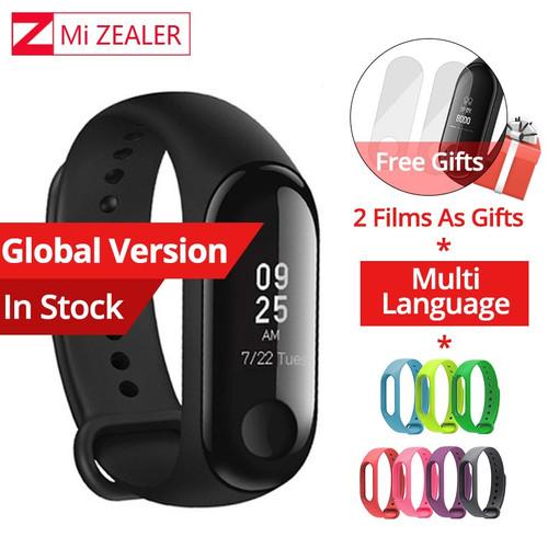 Gloabal Version Xiaomi Mi Band 3 miband 3 Smartband OLED display touchpad heart rate monitor Bluetooth fitness tracker