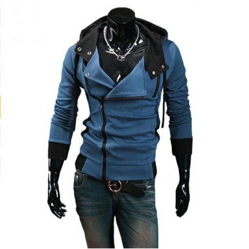 2016 assassins creed jacket Fashion Hoodies Men Casual Sportswear Male Hoody Long Sleeve Sweatshirt Jacket Plus Size 6XL w20