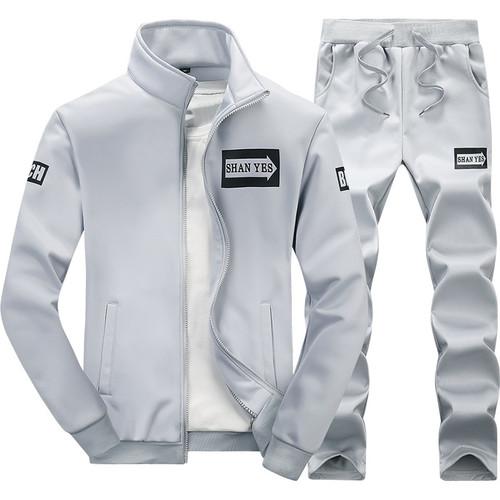 tracksuit brand men 2018 Hip Hop Long Sleeve Solid Color Hooded Sweatshirt Mens Hoodie Tracksuit Sweat Coat Casual Sportswear