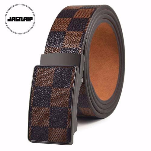 New Designer Automatic Buckle men belt Fashion Luxury belts for men designer belts men high quality