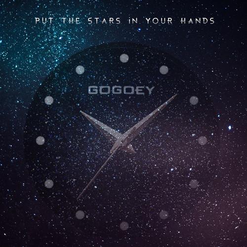 2018 Luxury Brand Gogoey Women Watches Personality romantic starry sky Wrist Watch Leather Rhinestone Designer Ladies Clock