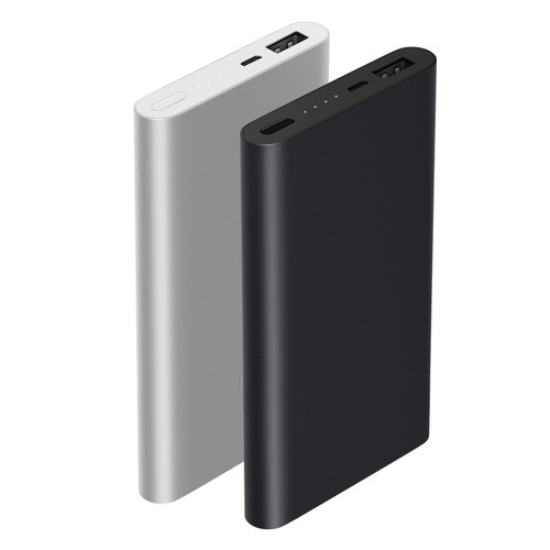 Original Xiaomi Mi Power Bank 2 10000mAh Quick Charge External Battery Powerbank 18W Fast Charging For Android IOS Mobile Phones