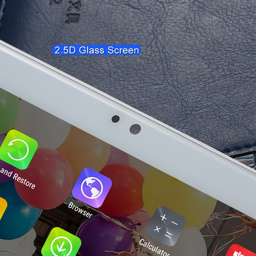 2.5D Glass Screen New Android 7.0 3G 4G LTE Tablet Octa Core 4GB RAM  64GB Tablette Dual Camera 1280X800 8MP Mobile Tablet PC