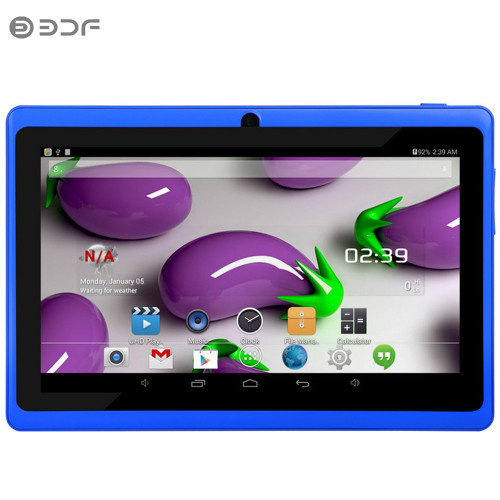 Tablet Android OS Tablets Pc Quad Core 8GB ROM Dual Camera Tablet PC Environmental Protection Plastic Mini Laptop Pc