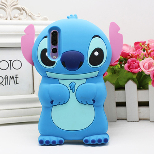 10 Types For Huawei P20 Pro Case Lovely Cute 3D Cartoon Lucky Cat Soft Silicon Cover For Huawei P20 Pro Mobile Phone Cases