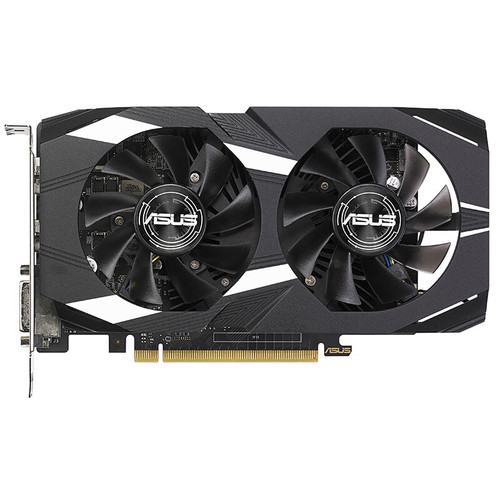 ASUS DUAL-GTX1050TI-O4G-V2 Graphics Card Snow Leopard GTX 1050Ti GeForce 128 bit Discrete Graphics Card 1341-1455MHz HDMI DVI-D