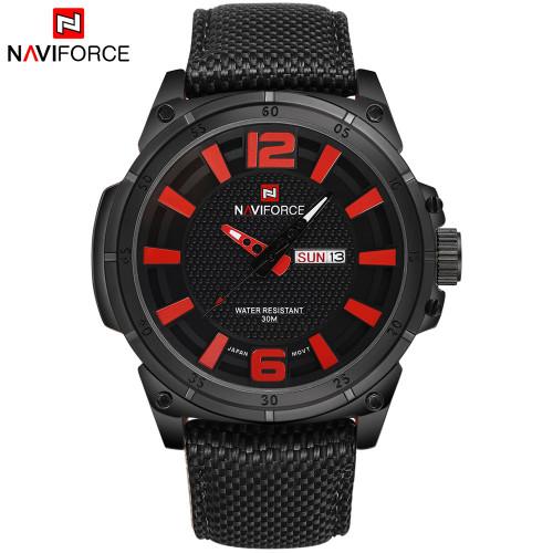 2017 New Fashion Luxury Brand NAVIFORCE Men Army Military Watches Men's Quartz Clock Man Sports Wrist Watch Relogios Masculino