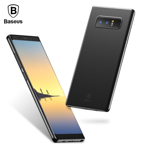 Baseus Frosted Phone Case For Samsung Galaxy Note 8 Thin Slim PP Matte Protective Shell Case For Galaxy Note 8 Back Cover