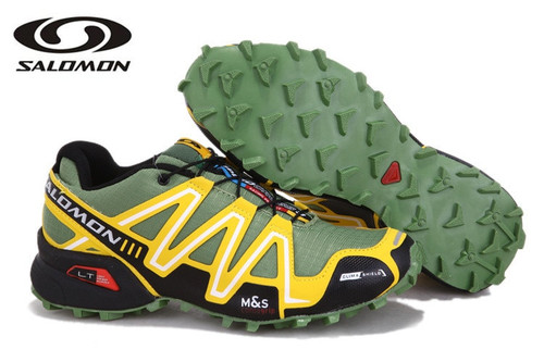 Salomon Speed Cross 3 CS cross running shoes Brand Sneakers Male Athletic Sport Shoes SPEED Fencing Shoes