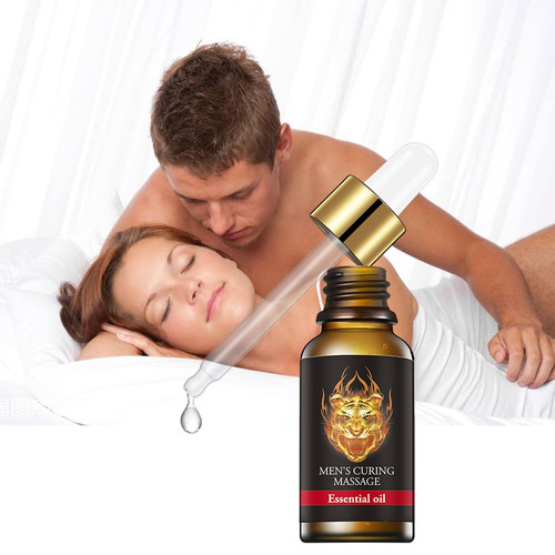 Higo Men Massage Compound  Essential Oil Enlarge Massage Enlargement Oils Perfume with pheromones Long-lasting For Male