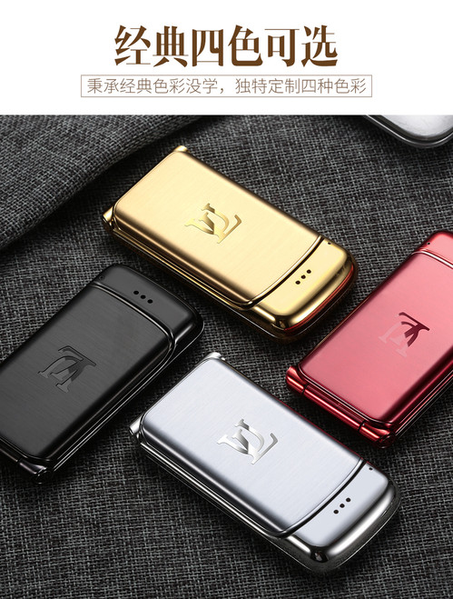 Smalllest Flip Phone Ulcool V9 1.54nch Small Screen Bluetooth Dialer FM Radio Anti-lost Super Mini Mobile Cell Phone PK X9 X6