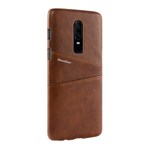 Pu Leather Back Cover For Oneplus 6 Wallet Case For Oneplus 2 Business Case For Oneplus 6T Card Slots Phone Bag Case