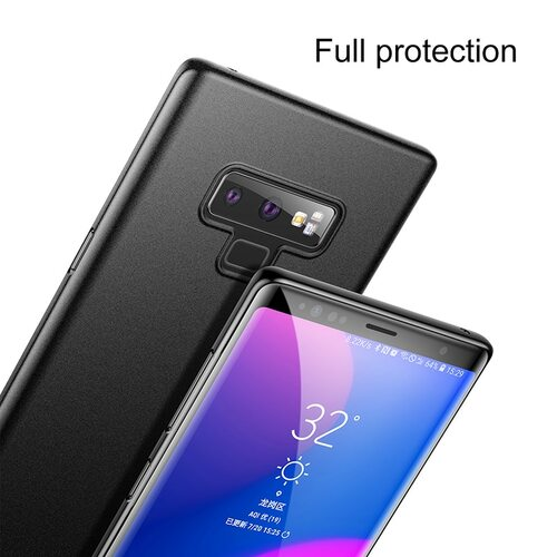 Baseus Phone Case For Samsung Galaxy Note 9 Coque Hard PP Ultra Thin Slim Case Cover For Galaxy Note9 Matte Fundas Capinhas