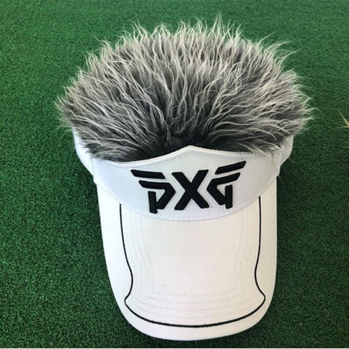 Golf cap PXG Wig cap wind cap Baseball shade sport golf hat Outdoor Sports Hat Visor Sunscreen Sports Hat free shipping