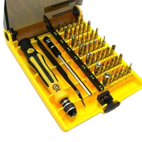 45 in 1 Torx Precision Screwdriver Set For Cell Phone Laptop Repair Tool Kit small screwdriver set Multi-Bit  Tools