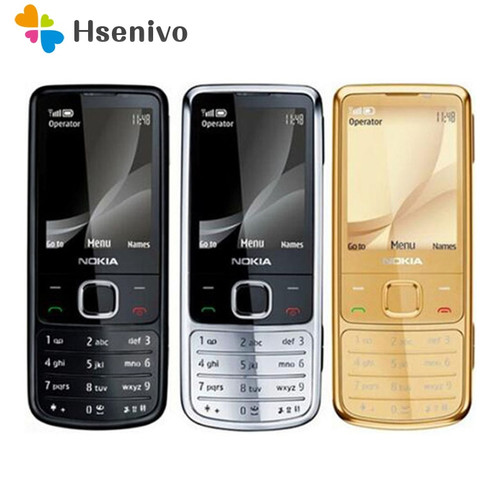 100% Original Unlocked Nokia 6700 Classic Cell Phone GPS 5MP 6700c English /Russian/Arabic Keyboard support Free shipping