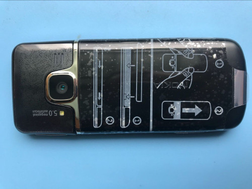 100% Original Unlocked Nokia 6700 Classic Cell Phone GPS 5MP 6700c English /Russian/Arabic Keyboard support Free shipping