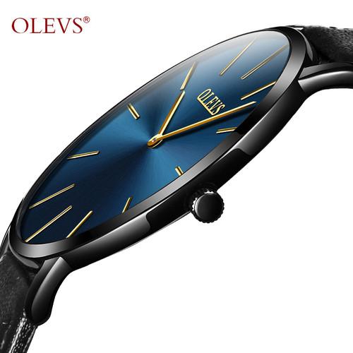 Women Watch OLEVS Brand Luxury Fashion Casual Ladies Wrist watch men Leather Quartz Lovers Clock waterproof relogio feminino uhr
