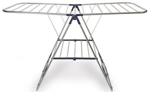 Clothes Drying Steel Hanger Rack