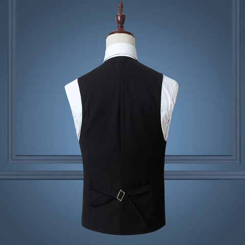 MarKyi 2017 new plus size 6xl casual mens suit vest good quality slim fit mens dress waistcoats sleeveless