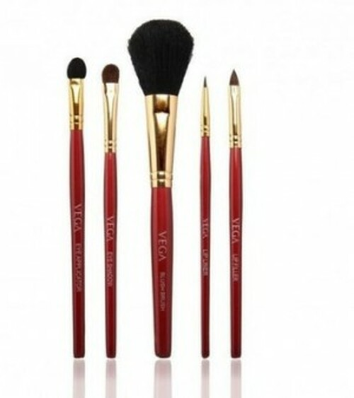 Vega Set of 5 Make-Up Brushes RV-05