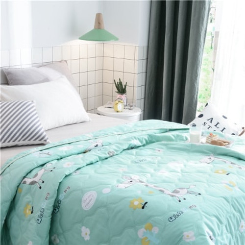New Summer air-conditioning Quilt Summer quilts Cover children single adult cartoon washable bed home use wholesale FG852