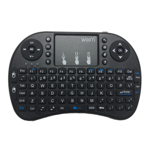 Mini i8 Russian English Wireless Keyboard Touchpad Normal i8 keyboard  For Android TV BOX Air Mouse PS3 PC Hebrew Arabic