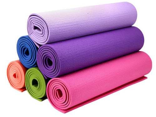 Best Selling Yoga Mat Yoga Mat 4mm Thickness- multicolor