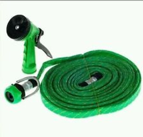Water Spray Gun 5 Mode With 10 Meter Hose Pipe For Garden/car/bike/pet Wash