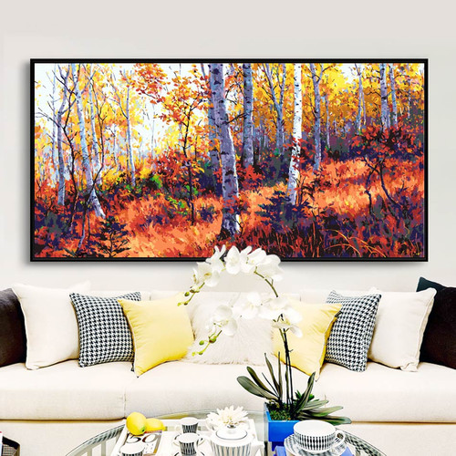 40X80cm Pictures By Number On Canvas City On The Sea Painting By Numbers Acrylic Paint Coloring by numbers On Canvas Poster