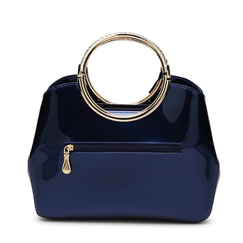 2018 High Quality Patent Leather Women Bag Ladies Cross Body Messenger Shoulder Bags Handbags Women Famous Brands Bolsa Feminina