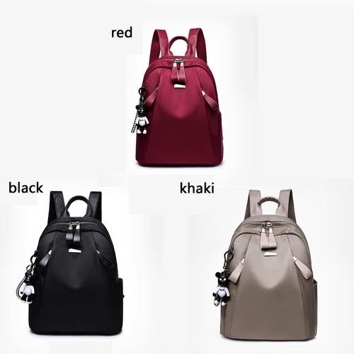 Mochilas mujer 2018 New Oxford cloth waterproof student bag  Travel casual backpack women outdoor bag mochila feminina CL05
