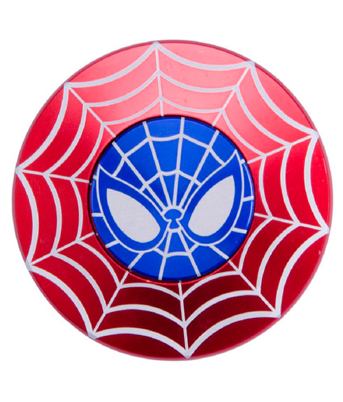 Spider Man Shield Metal Fidget Hand Spinner