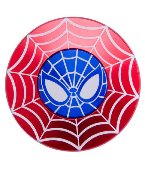 Spider Man Shield Metal Fidget Hand Spinner