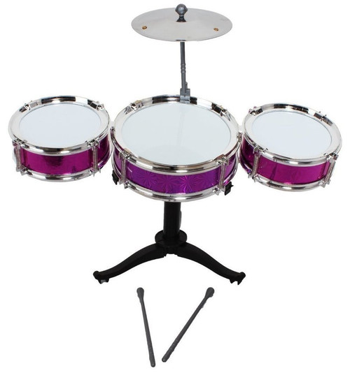 JAZZ DRUM SET MULTI-COLOR FOR KIDS-2