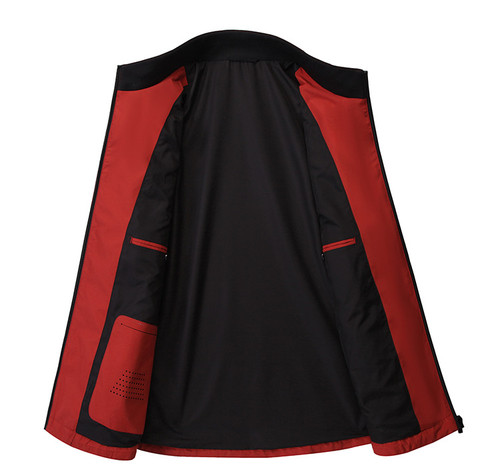 Fashion Jacket Men Windbreaker Waterproof Jackets Mens Jackets Coats Jacket Casual Coat
