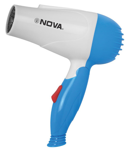 Nova Professional Hair Dryer Foldable 1000 watt NV-1290
