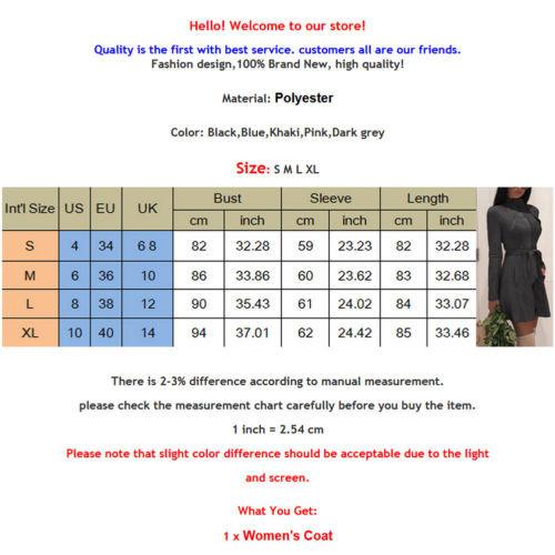 HIRIGIN Women High Neck Long Sleeve Casual Ladies Autumn Tops Coat fashion Girls Slim Jacket Zip Up Outwear